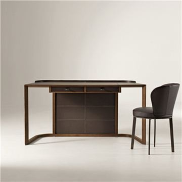 Giorgetti ION Writing Desk - Style # 54170, Contemporary Desks, Modern Desks, Writing Desks