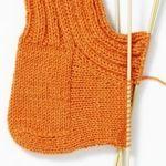 Stricktipp - Socken mit klasischer Ferse