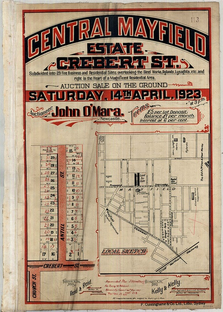 Crebert Street property sale