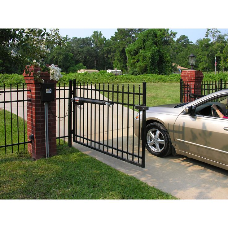 18 Best Automatic Gate Openers Images On Pinterest Gate