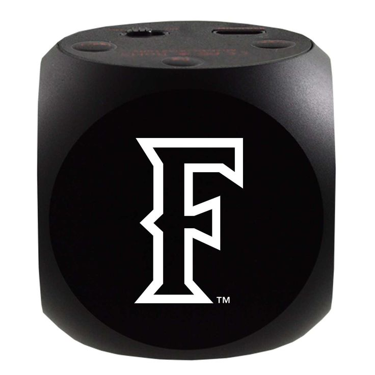 California State University Fullerton-Xsquare 2 Bluetooth Speaker. Officially Licensed Laser Etched Collegiate Logo. Bluetooth 3.0 Wireless Technology. 3.5mm audio output. USB charger and 3.55 mm audio output included. Packaging: Xsquare2 Gift Box.