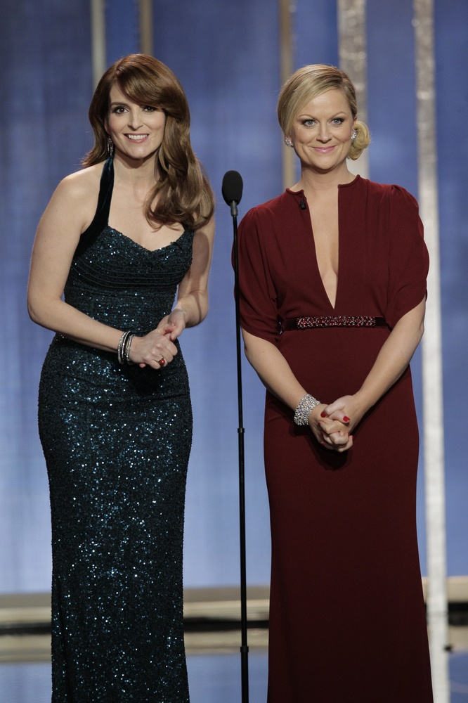 Tina Fey and Amy Poehler <3