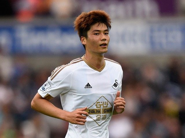 Swansea City's Ki Sung-yueng returns to South Korea for military service