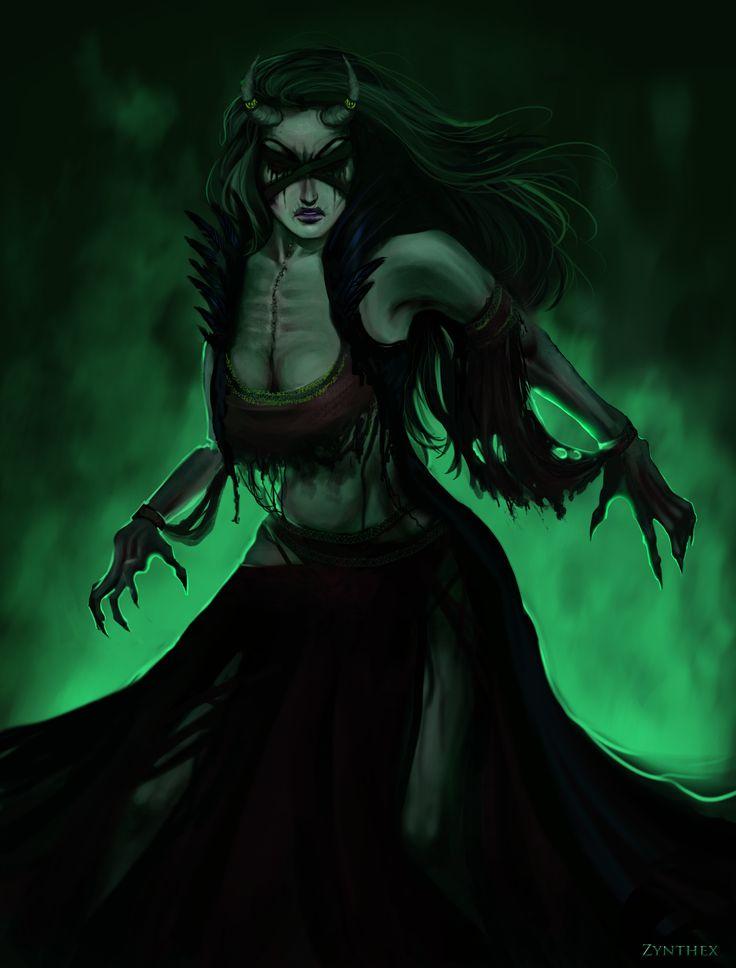Nature S Call Demon Hunter