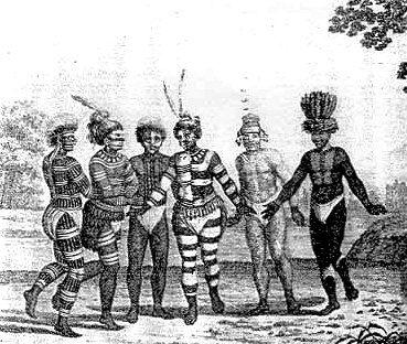 Kumeyaay Tribe Coloring Pages