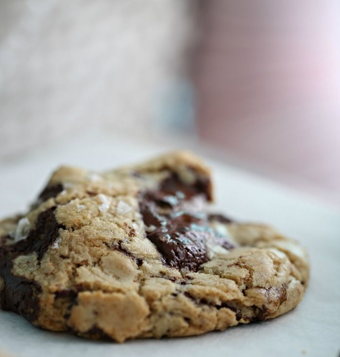 Chocolate Chip Cookie & Sea Salt – Passion 4 baking