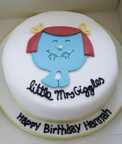 Best Little Miss Cakes Images On Pinterest Birthday Party - Little miss birthday cake