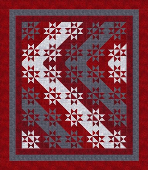 55 Best Quilts Sports Images On Pinterest