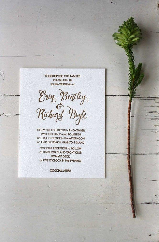 Vintage Bride ~ Calligraphy Wedding Invitations by Coco Press ~ [vintagebridemag.com.au] ~ #vintagebride #vintagewedding #vintagebridemagazine