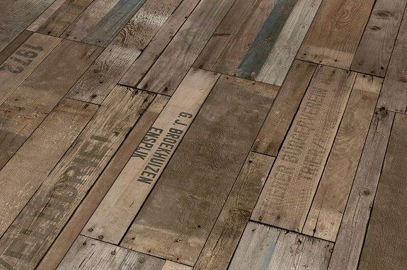 Norges fineste, tøffeste og røffeste gulv? (Engla's kreative verden)