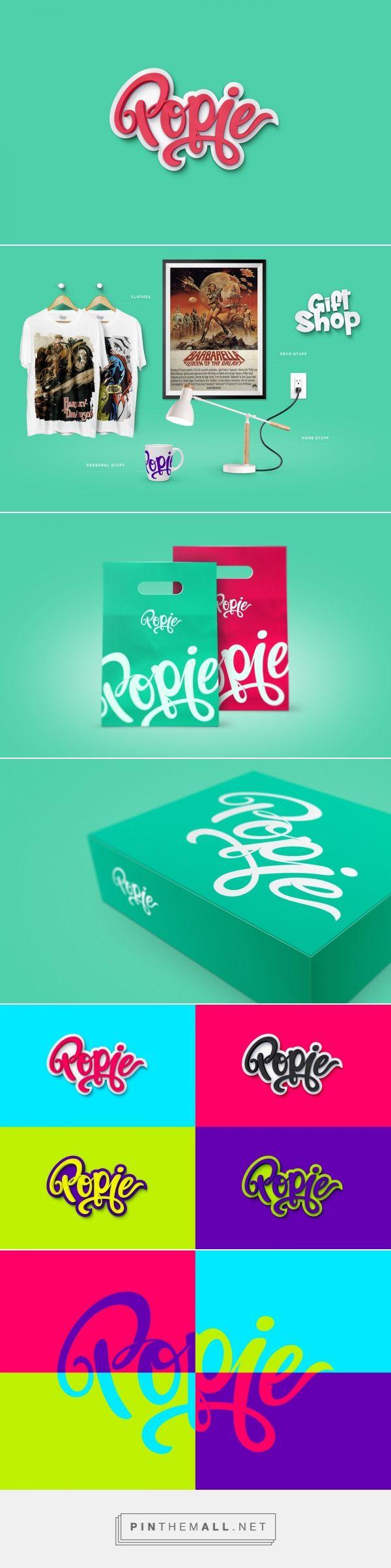 Popie - Branding by TIAGO WESTPHAL SOUZA