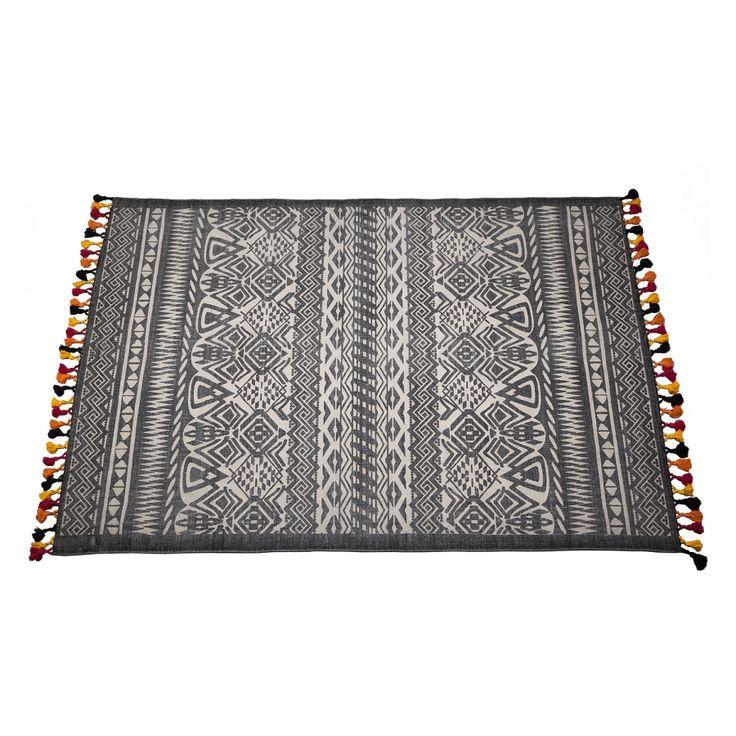 Weißer teppich  Die besten 25+ Teppich schwarz weiß Ideen auf Pinterest   Schwarze ...