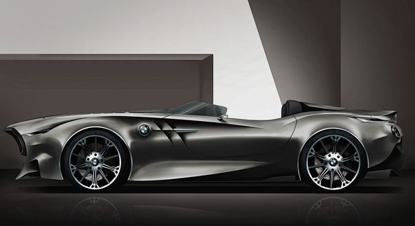 BMW Rapp - 100th Anniversary Concept by Dejan Hristov - Designed for the year 2017, the BMW Rapp concept is a celebration of the brand's century-long history, paying tribute to Beemer's founding mechanical engineer, Karl Friedrich Rapp. | Yanko Design