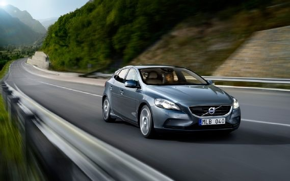Volvo V40. No, you can't have one.