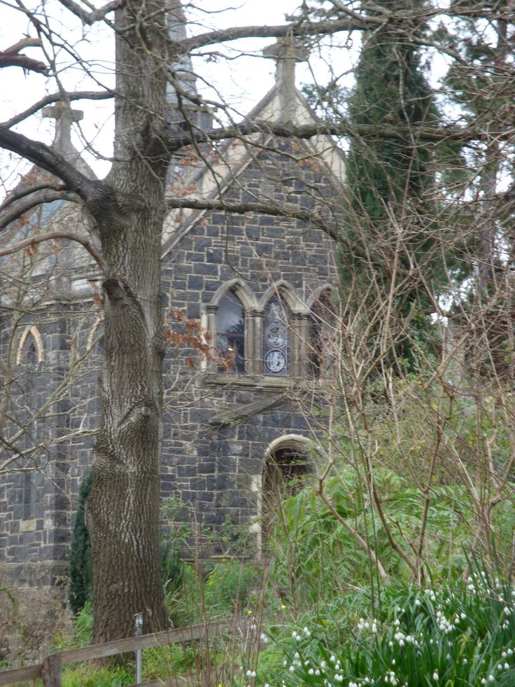 Chapel at Montsalvat | by anti-zeitgeist