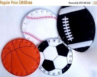 Conjunto de deporte VENTA de cordón tarjetas béisbol, baloncesto, bola soccor y fútbol aprender a coser coser juego educativo aprendiendo el juguete #3802