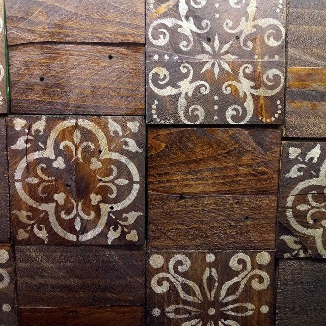 for making mosaic tile stencil patterns