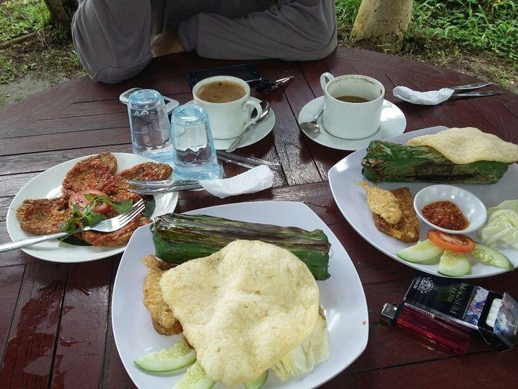 #indonesiafoods #foods Nasi Bakar Rempah