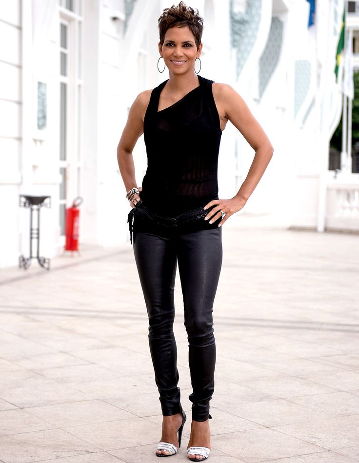 Halle Berry on Second Pregnancy: Mama Cannot Take Time Off!
