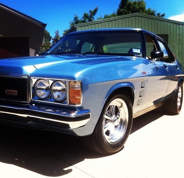 1978 Hz Holden 4 door Gts