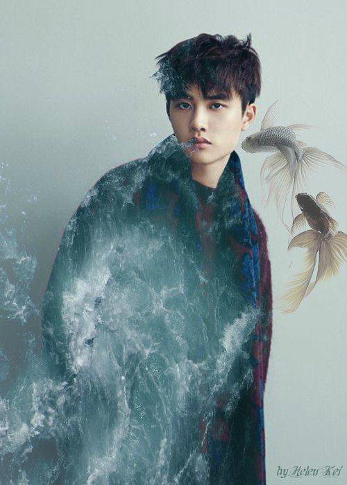 Do Kyungsoo Art Photoshop