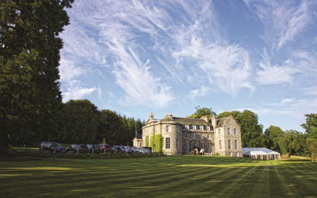 Luxury Scottish Weddings: Raemoir House Hotel