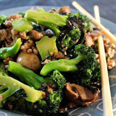 Recipe: Stir-Fry With Gluten Free Teriyaki Sauce