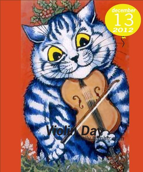 Violin Day!