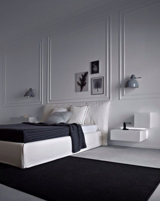 Piumotto bed