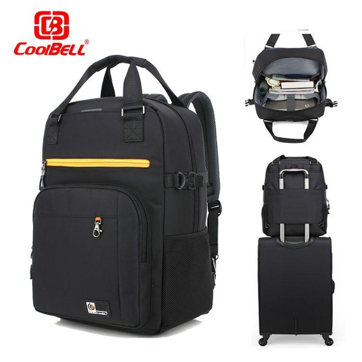 2017 Brand Notebook Bag 17.3 inch Laptop Bag Large Capacity Laptop Backpack Travel Hiking Luggage Bag Knapsack mochila masculina