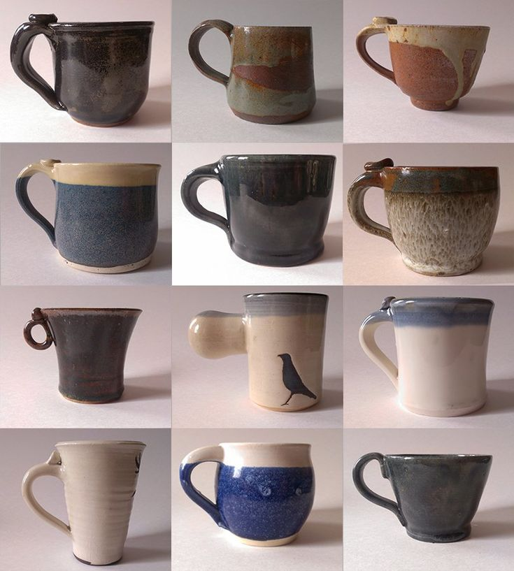 17 best images about cool pottery ideas on pinterest for Mug handle ideas