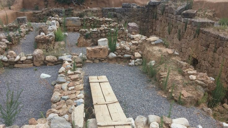 Agora from the real Sparta