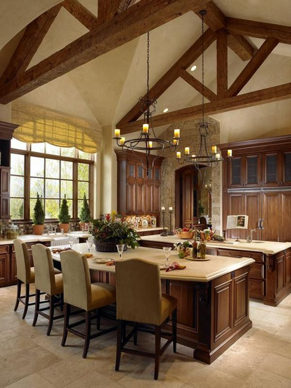 a beautiful kitchen....another great kitchen to entertain in.....