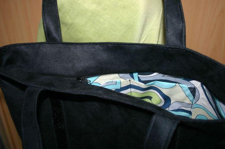 tuto sac VB avec fermeture éclaire