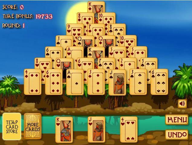 Egypt Puzzle Kostenlos