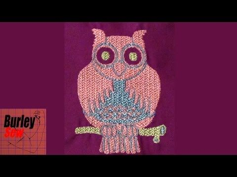 Getting Started With SewArt Embroidery Design Software- Image To Embroidery File - YouTube