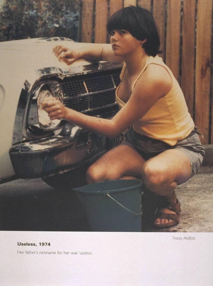 Tracey Moffatt, 'Useless, 1974' 1994. Jack and Mary Mack #theMacks