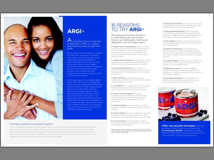 16 Reasons to Drink ARGI  WWW.KIEN.FLP.COM 314  Crockett St. Hamilton, ON. L8V 1H7 289.309.8581
