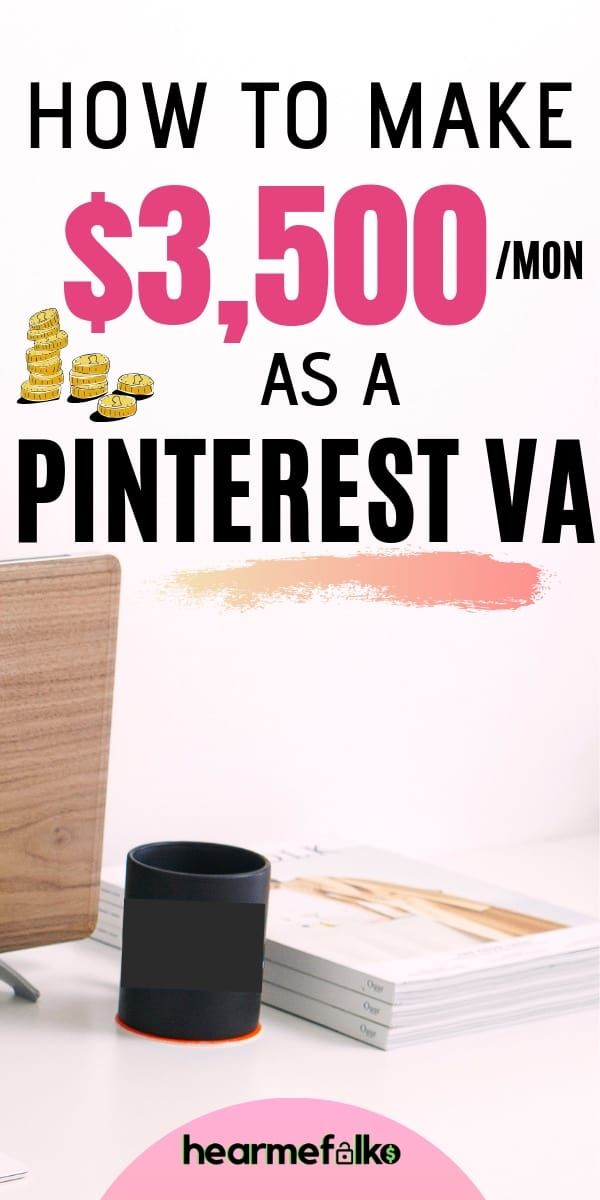 How to Make $3,500 a Month as a Pinterest Virtual Assistant – Sandra Taylor