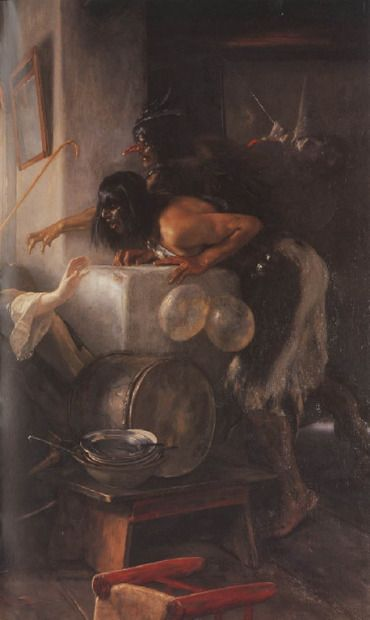 .:. Γύζης Νικόλαος – Gyzis Nikolaos [1842-1901] Αποκριά στην Αθήνα_3