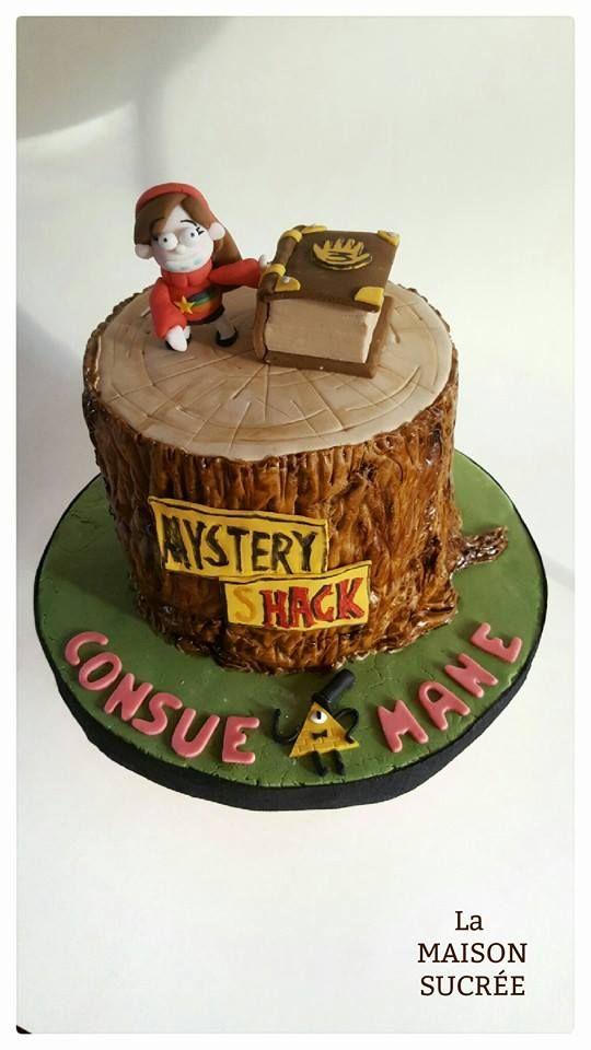 Birthday Cake Gravity Falls