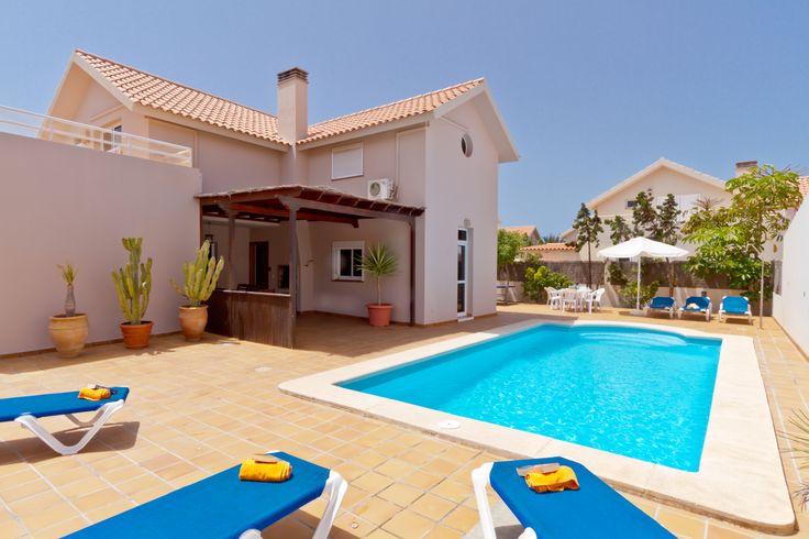 The lovely Villa Michelle
