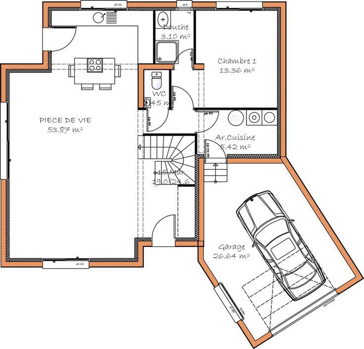 17 Best Ideas About Maison En Construction On Pinterest