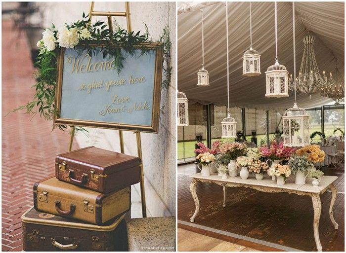Shabby Chic Vintage Wedding Ideas You Can T Say No To Mrs To Be Vintage Chic Wedding Shabby Chic Diy Wedding Reception Decorations
