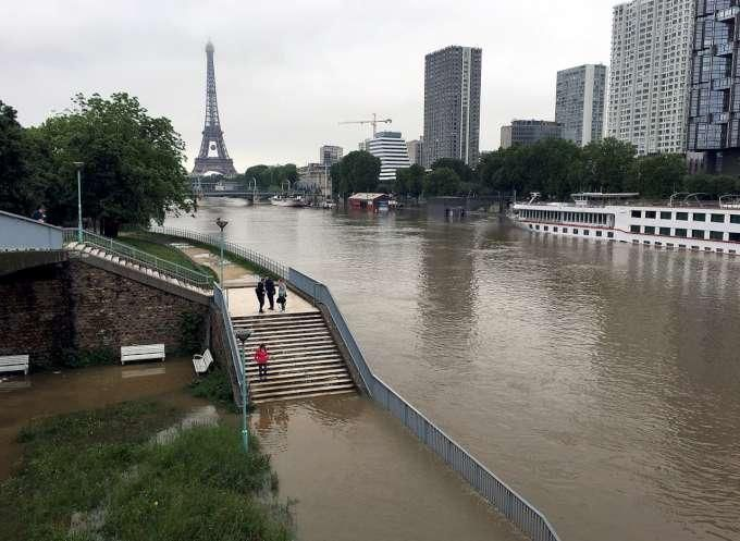 Further improvements needed to manage major flood risk in Paris and Seine basin | PreventionWeb.net
