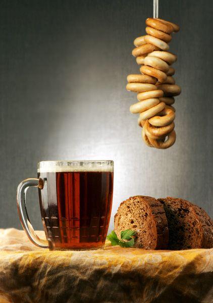 Kvas (Квас)  Russian traditional malt soft-drink. Winner of hot summers