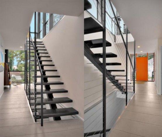M s de 1000 im genes sobre escaleras met licas exterior en for Escaleras metalicas pequenas