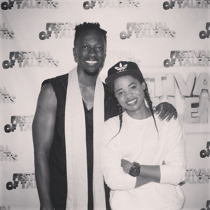Chilling with @misswaltersgh sometime last week at the #FestivalOfTalents #FOT. Great talent. Check out her single Cos 90 on http://ift.tt/2xQmxWf  #Jesus #Christ #God #HolySpirit #radio #tv #dj #presenter #music #discjockey #christian #urban #hiphop #rap #afro #pop #dancehall #dance #sing #entertainment #movies #drama #acting #fbpg #awards #dj #ghana #deejay