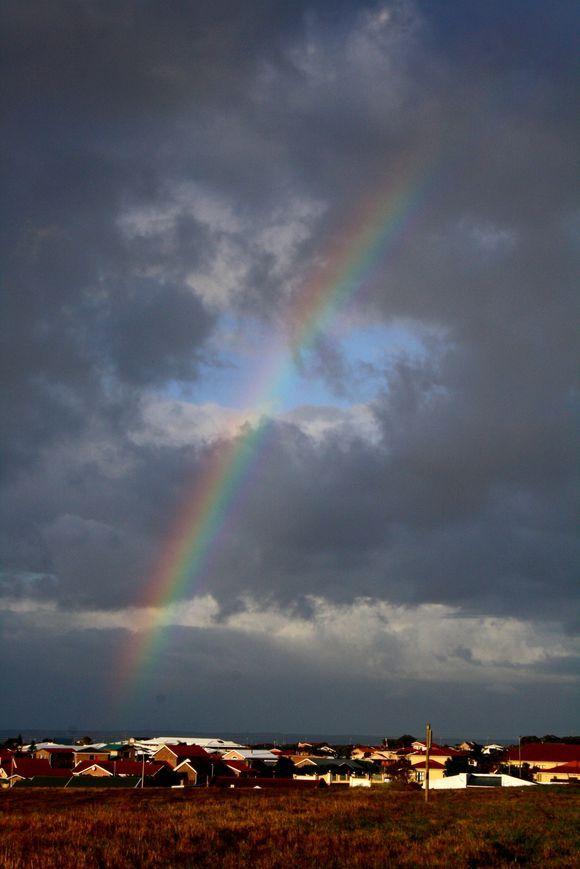 Urban rainbow ...
