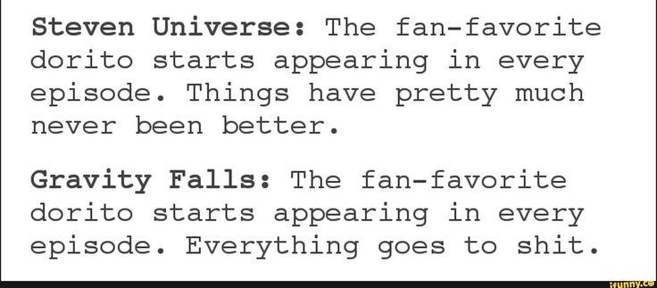 gravityfalls, stevenuniverse